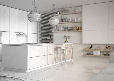 Pantry 3D Design